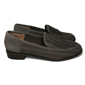 Lucky Brand Brogan Leather Loafers Size 7.5 New